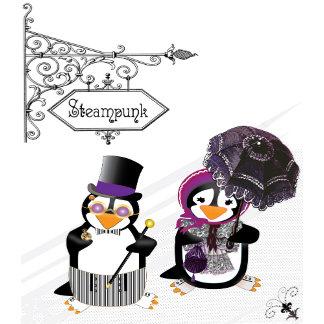 Steampunk Penguins