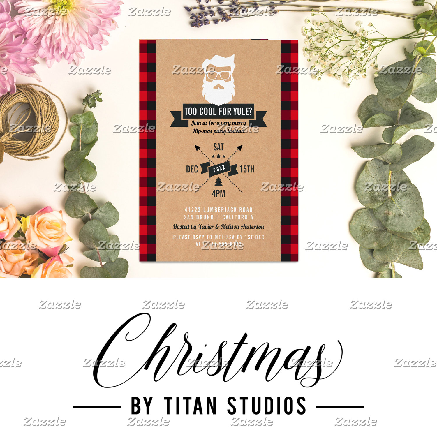 Christmas by Titan Studios