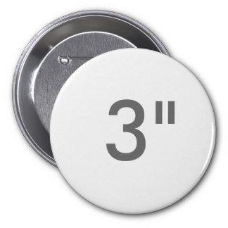 """3"""" Round LARGE"""