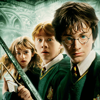 HARRY POTTER AND THE CHAMBER OF SECRETS™