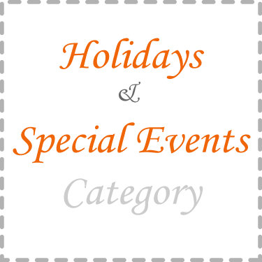 Holidays | Special Events