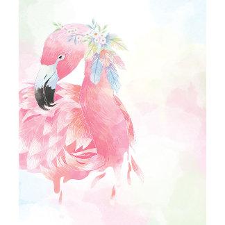 Pink Flamingo Wedding Set
