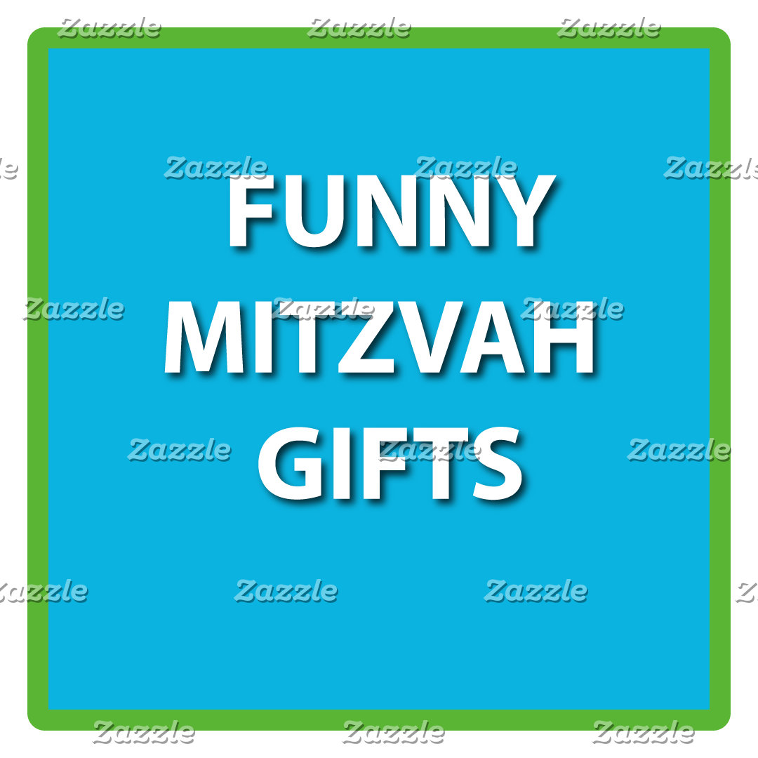 Funny Mitzvah Gifts