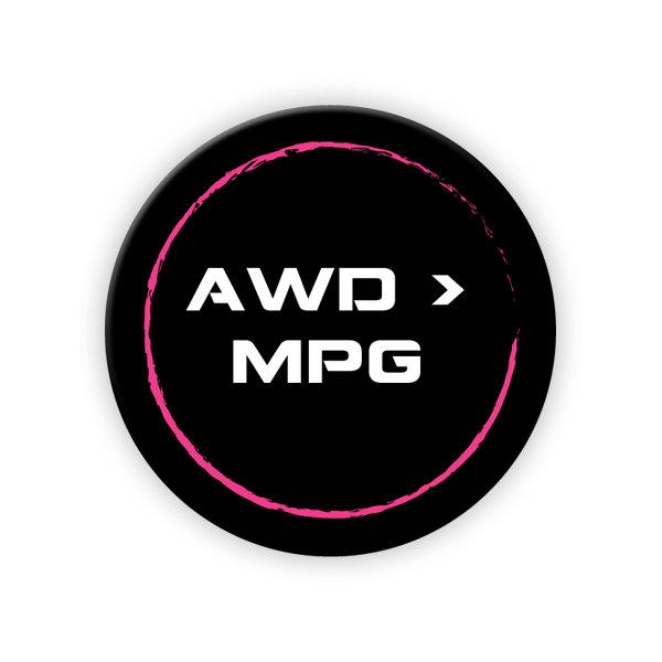 AWD > MPG