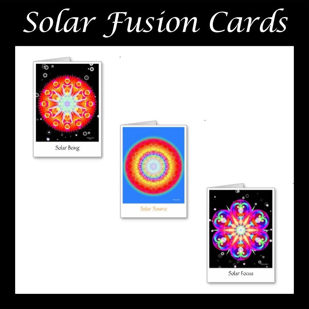 Solar Fusion Cards