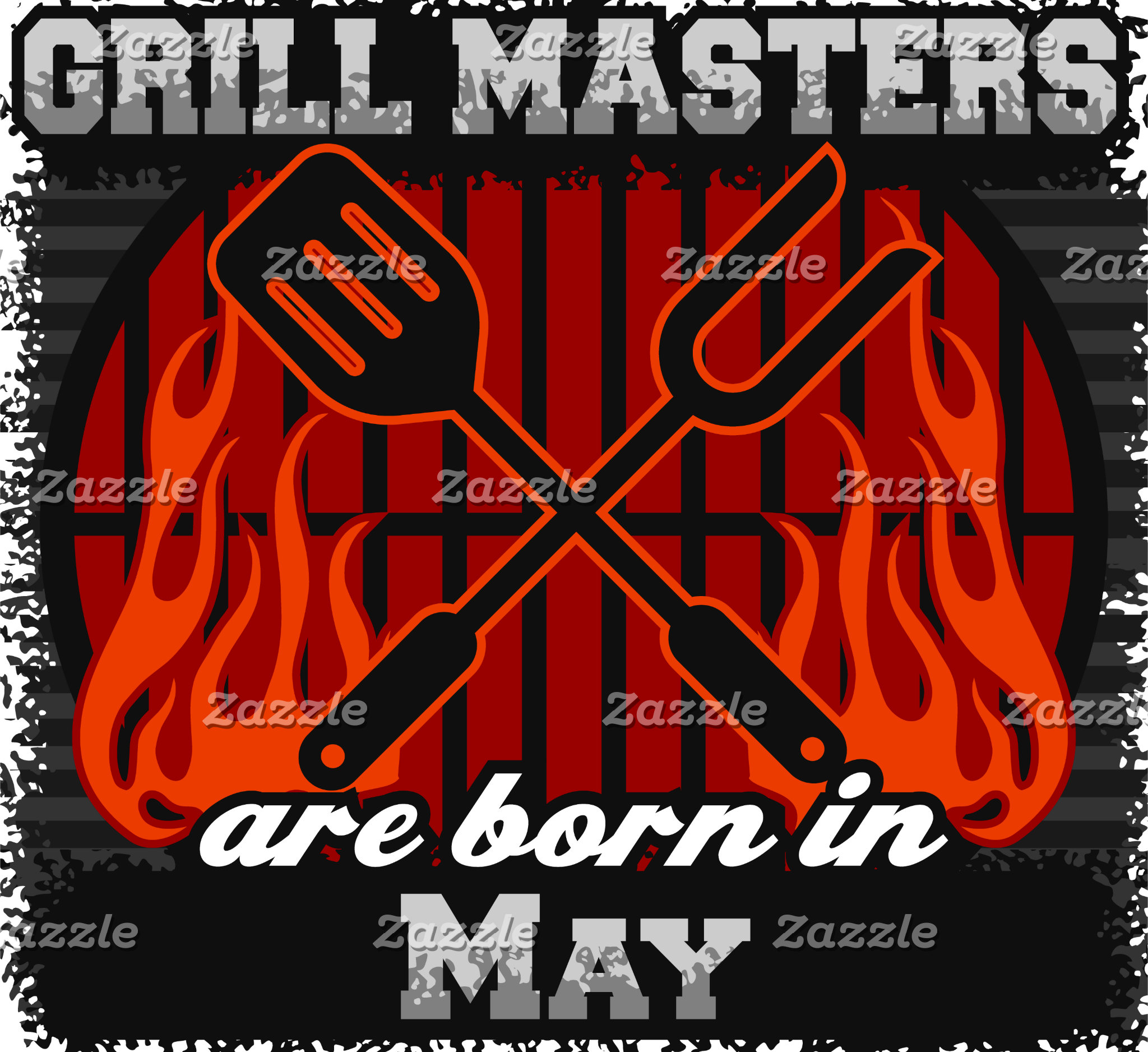 May - Grill Masters Are Born In