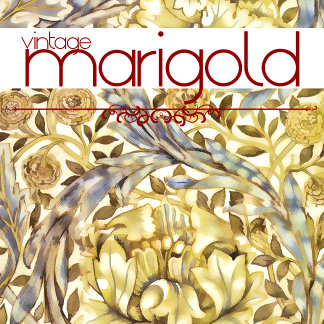 Vintage Marigold