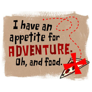 Appetite for Adventure