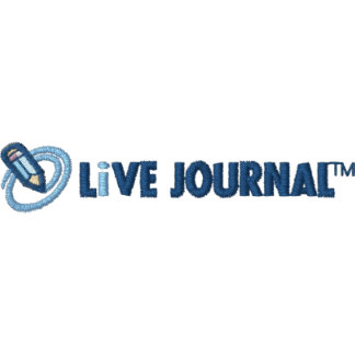 LiveJournal Logo Horizontal