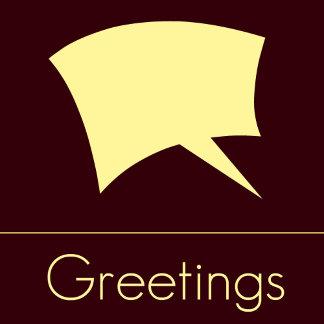 Greetings/Holidays