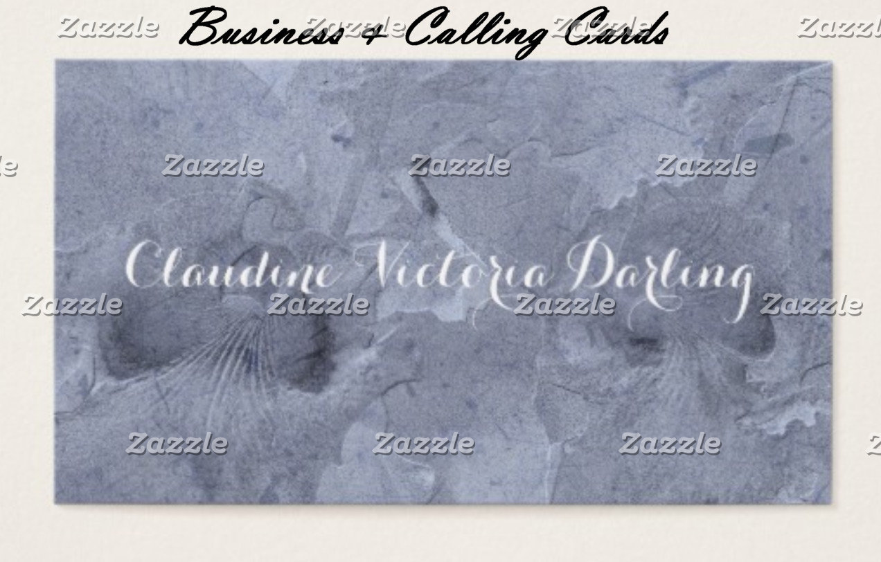 Business and Calling Cards