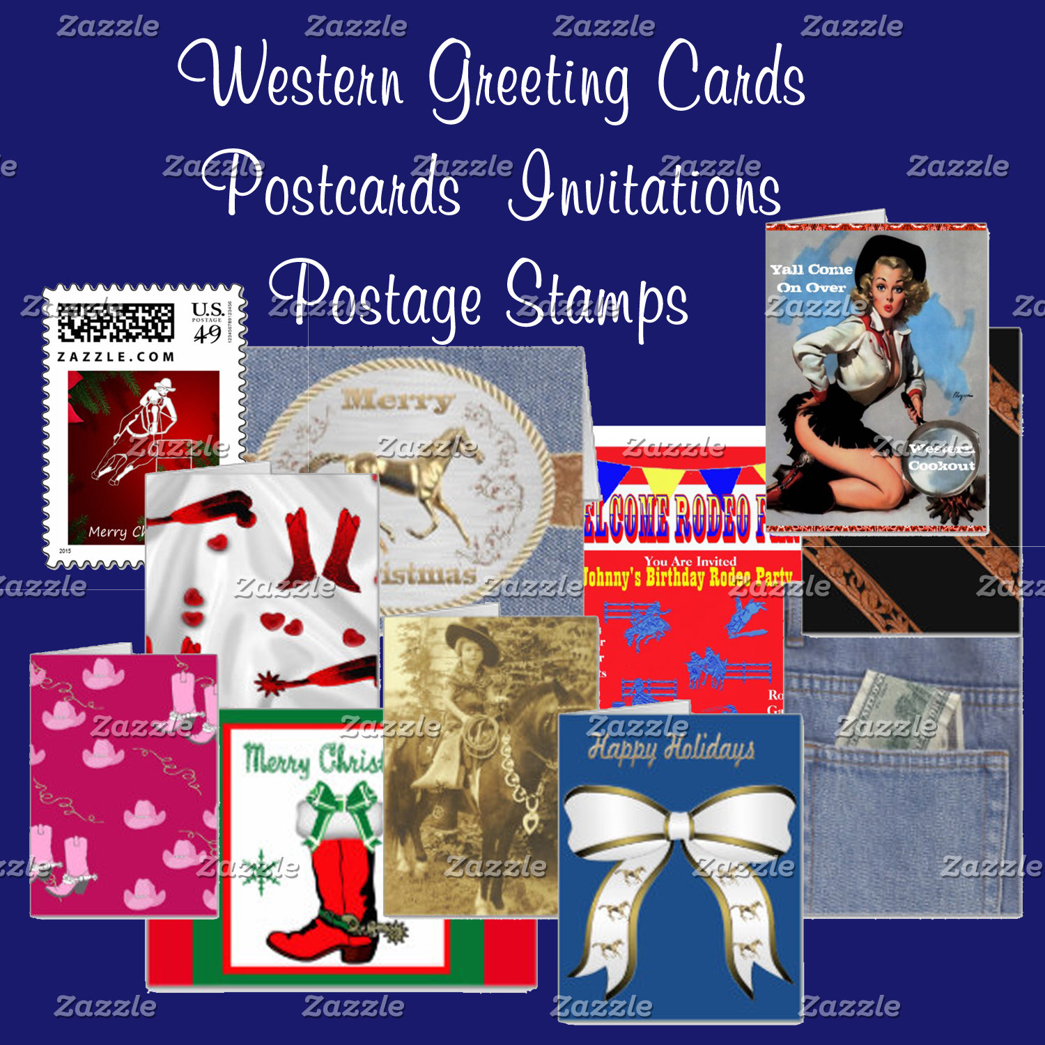Cards - Invites - Postage