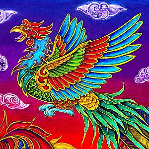 Fenghuang Chinese Phoenix
