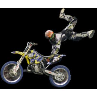 Aerial motocross