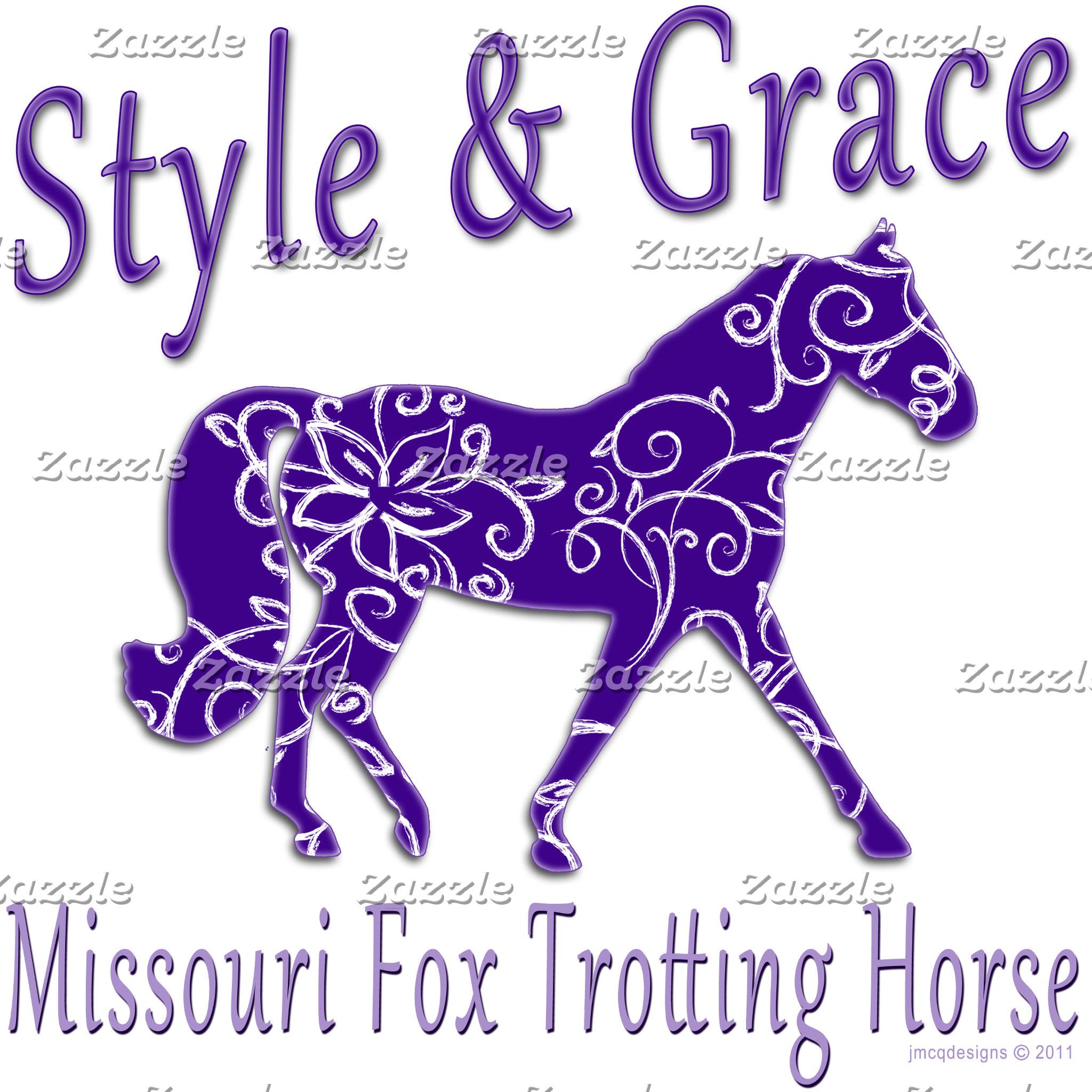Missouri Fox Trotter