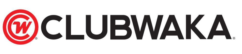 CLUBWAKA Wordmark