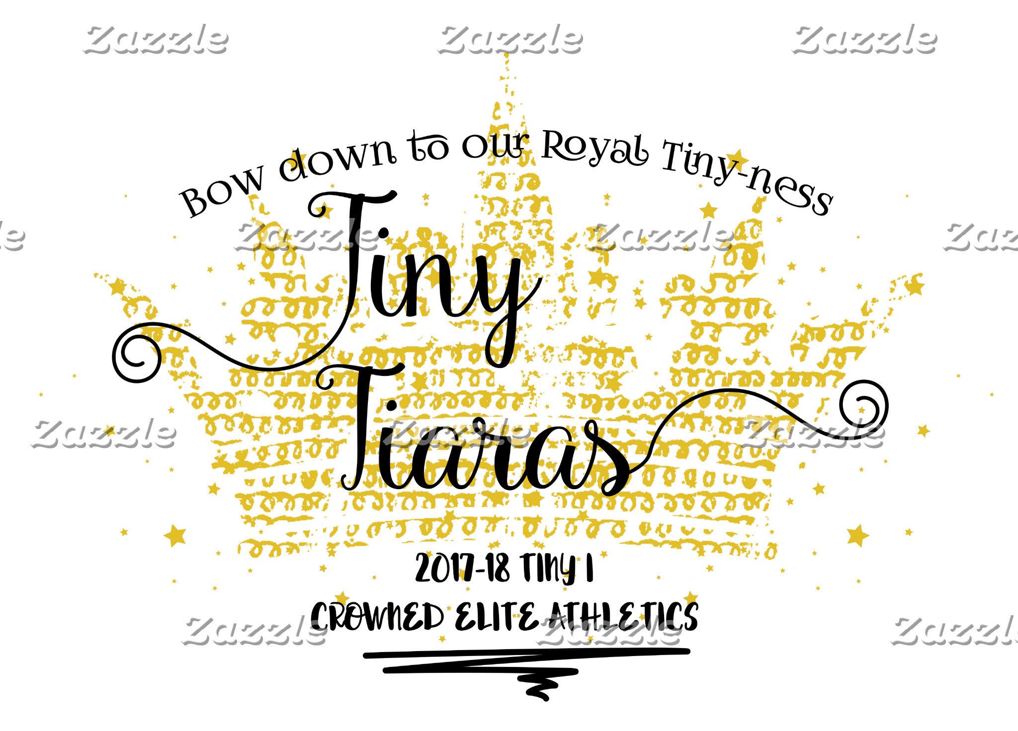 TINY TIARAS: TINY 1