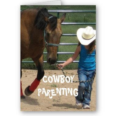 Cowboy Parenting