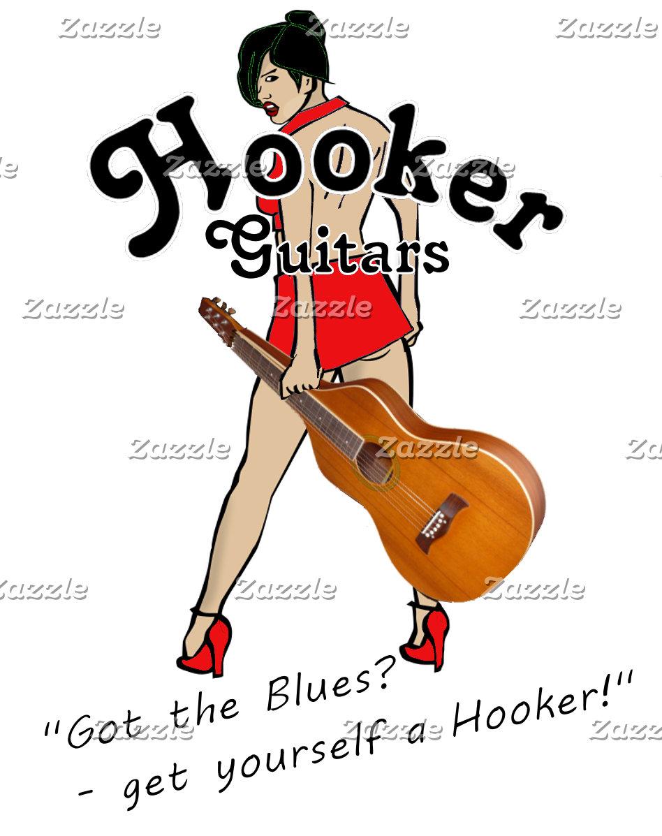 Hooker Guitars
