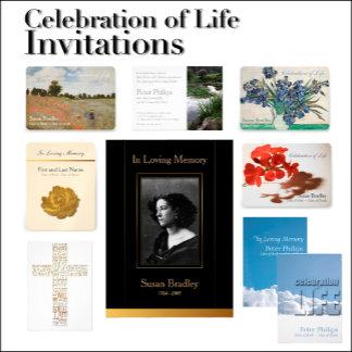 1 - Announcements - Invitations