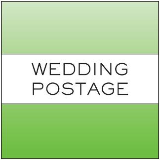 Postage - Wedding
