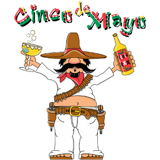 Cinco de Mayo T-Shirt Gift Cards