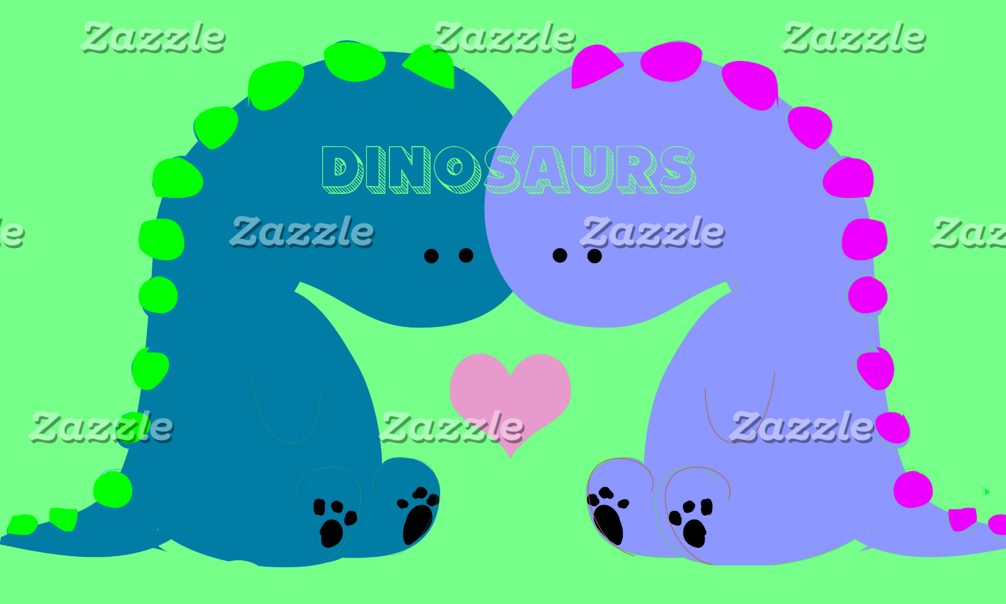 [ Dinosaur RAWR collection ]