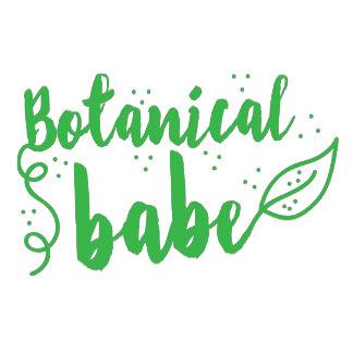 botanical babe (lady gardener)