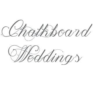CHALKBOARD WEDDINGS
