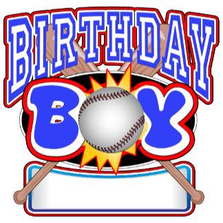 Custom Baseball Birthday Boy