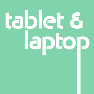 Tablet and Laptop