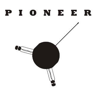 Pioneer Space Probe