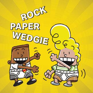Rock Paper Wedgie