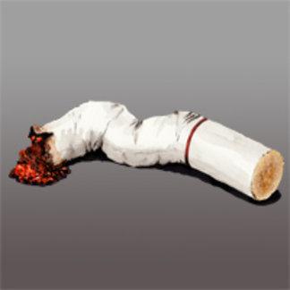 Snuffed Cigarette