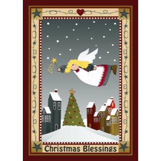 Country Christmas (Angel)