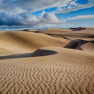 Infinite Dunes