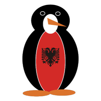 Albanian Holiday Mr. Penguin