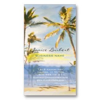 2   Vintage Hawaiian Beaches
