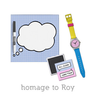 homage to Roy
