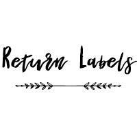 Return Labels