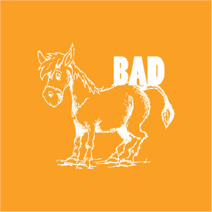 Bad Ass Donkey
