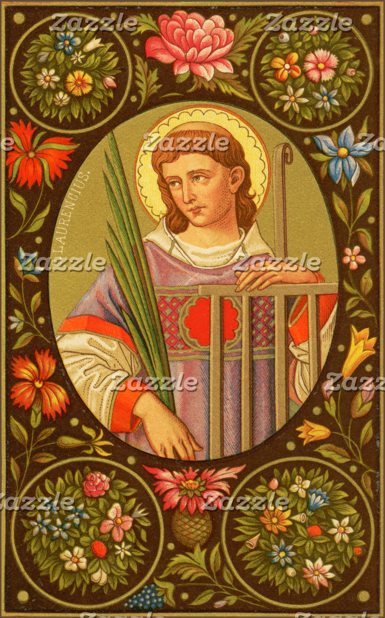 Lawrence of Rome (PM 04), Saint