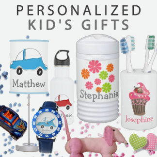 Personalized Kids Gifts