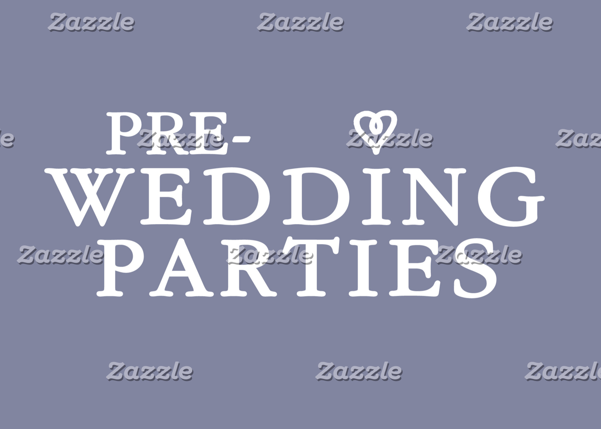 Pre-Wedding Parties