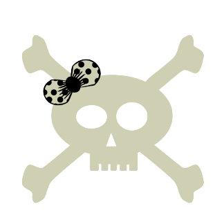 Cute Pirate Skulls