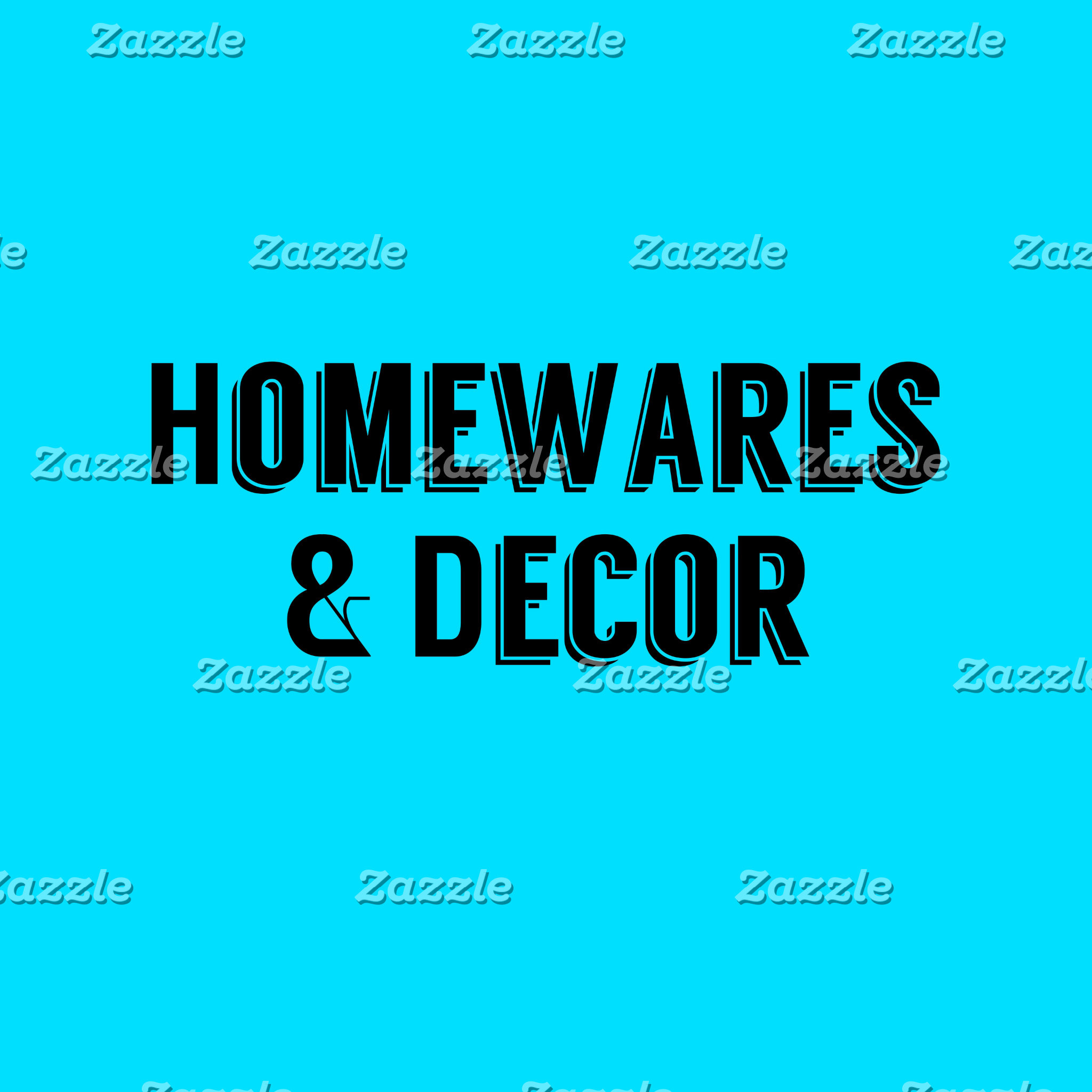 Homewares and Decor