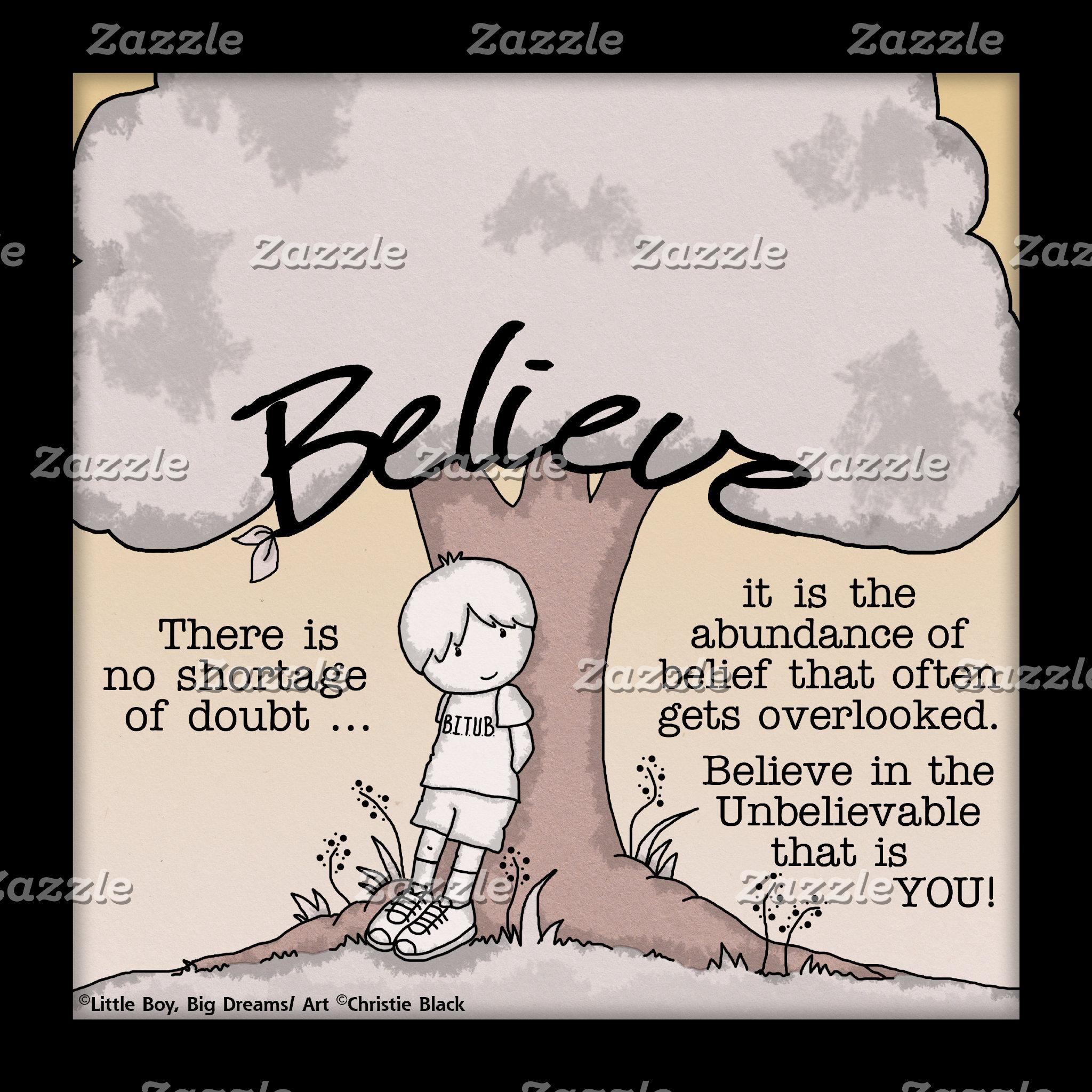 Believe Tree