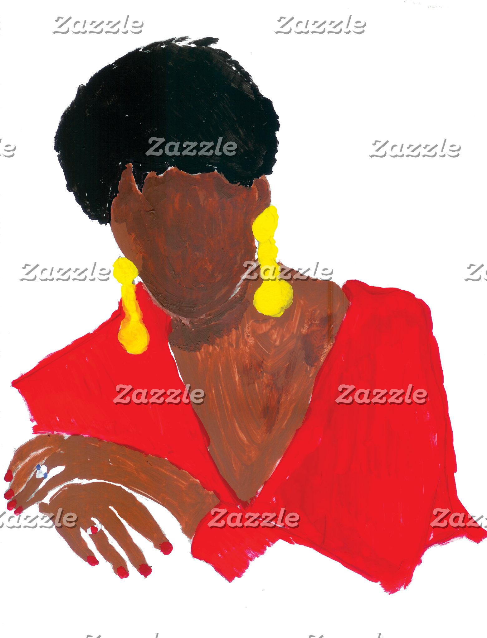 Jazzy Lady