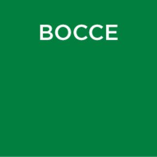Bocce