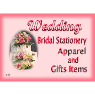 Wedding Stationery, Gifts and Apparel